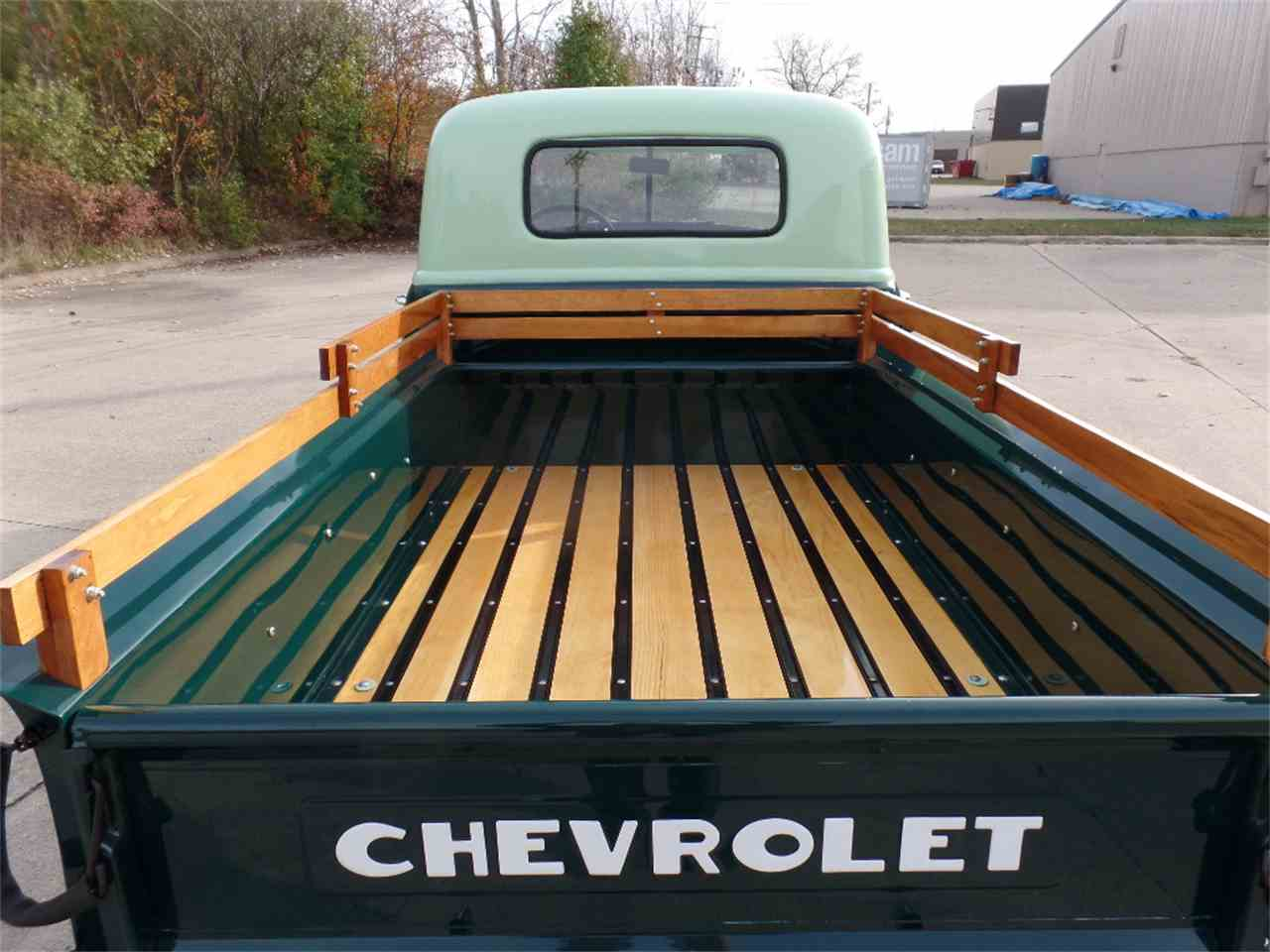 Large Picture of '50 Chevrolet 3100 located in Michigan - $24,900.00 - MB43