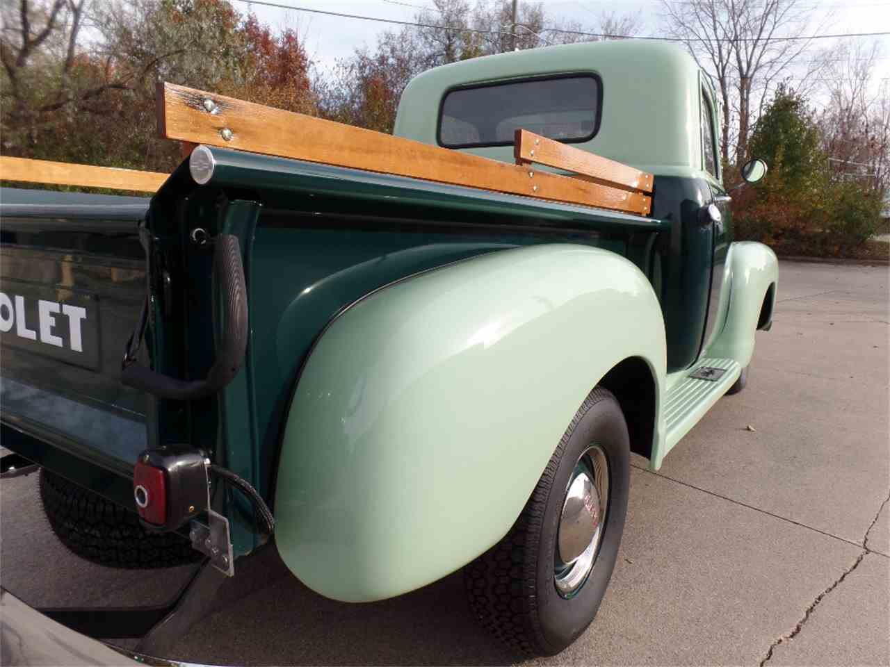 Large Picture of Classic 1950 Chevrolet 3100 located in Michigan - $24,900.00 - MB43