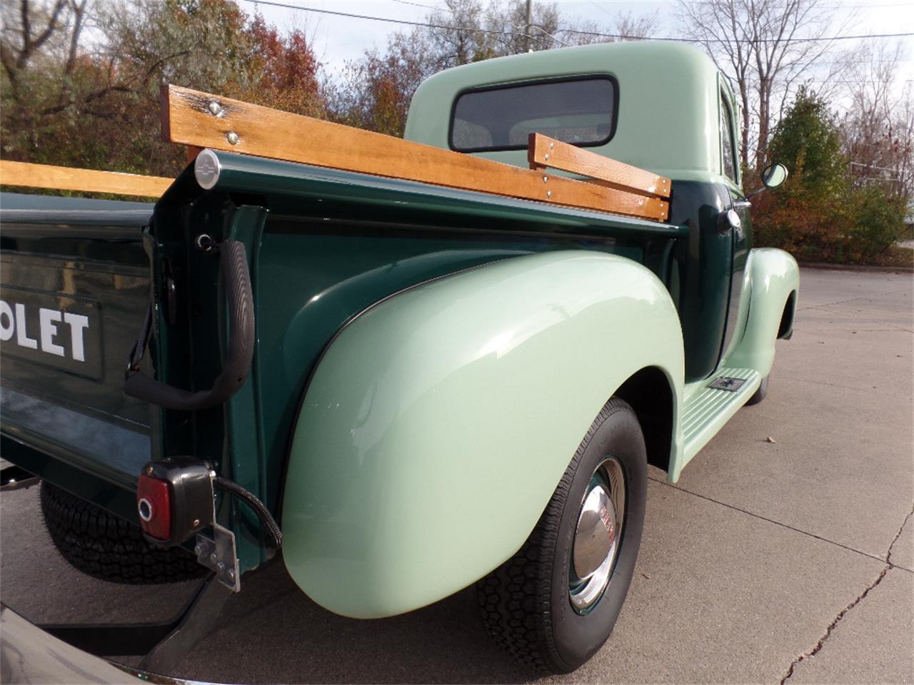 Large Picture of 1950 3100 located in Clinton Township Michigan Offered by Dream Cruise Classics - MB43