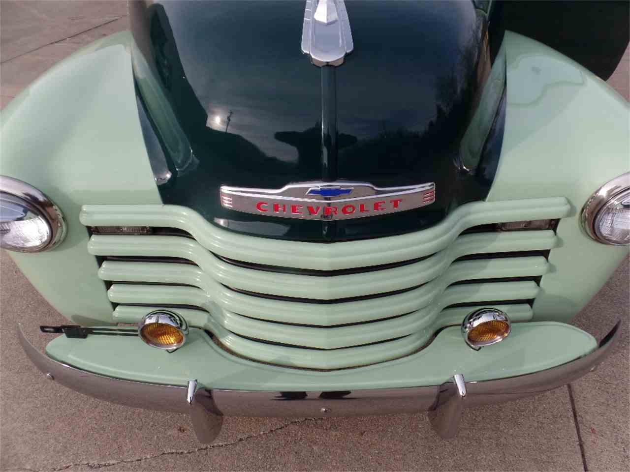 Large Picture of Classic '50 Chevrolet 3100 Offered by Dream Cruise Classics - MB43