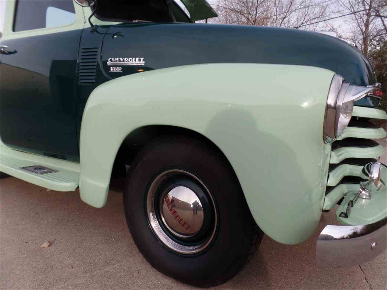 Large Picture of Classic '50 Chevrolet 3100 located in Clinton Township Michigan - $24,900.00 - MB43