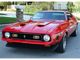 Picture of 1972 Ford Mustang located in Florida - MGWW