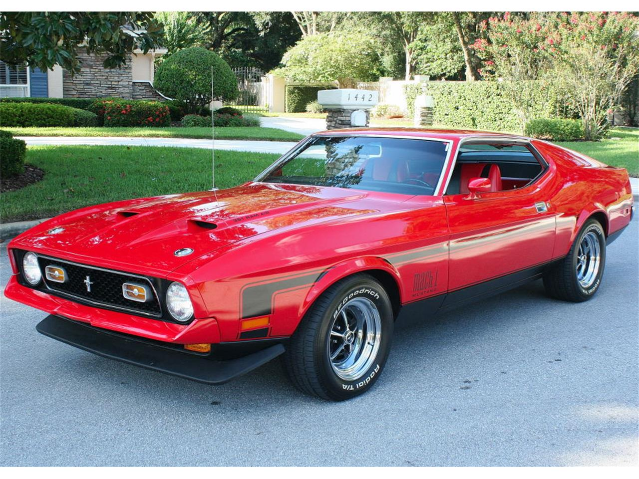 Large Picture of 1972 Mustang - MGWW