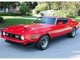 Picture of 1972 Ford Mustang located in lakeland Florida Offered by MJC Classic Cars - MGWW