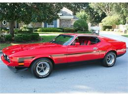 Picture of Classic '72 Ford Mustang located in Florida - $39,500.00 Offered by MJC Classic Cars - MGWW