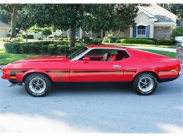 Picture of Classic '72 Ford Mustang located in Florida Offered by MJC Classic Cars - MGWW