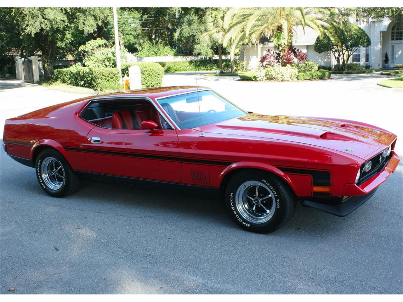 Large Picture of '72 Ford Mustang Offered by MJC Classic Cars - MGWW