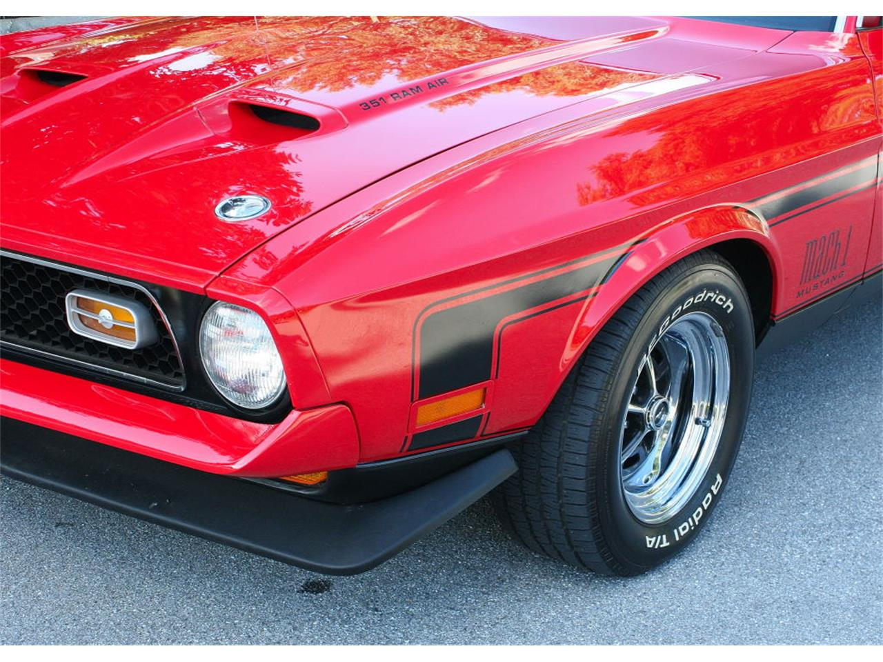Large Picture of '72 Mustang Offered by MJC Classic Cars - MGWW