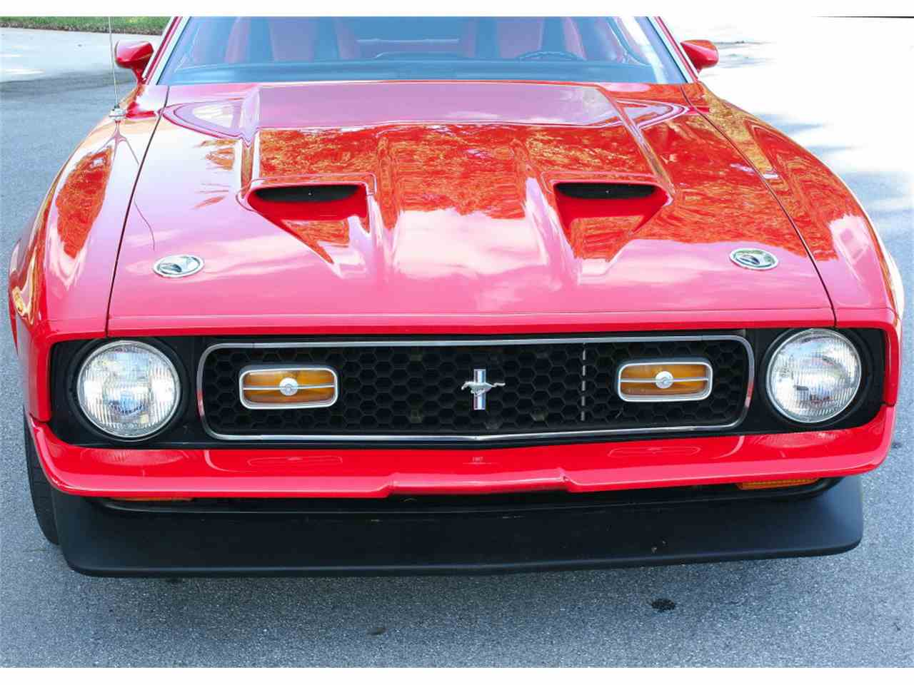 Large Picture of '72 Mustang - MGWW