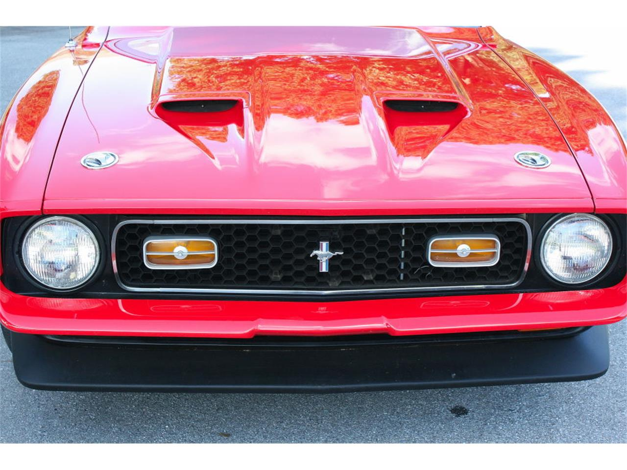 Large Picture of Classic '72 Mustang Offered by MJC Classic Cars - MGWW