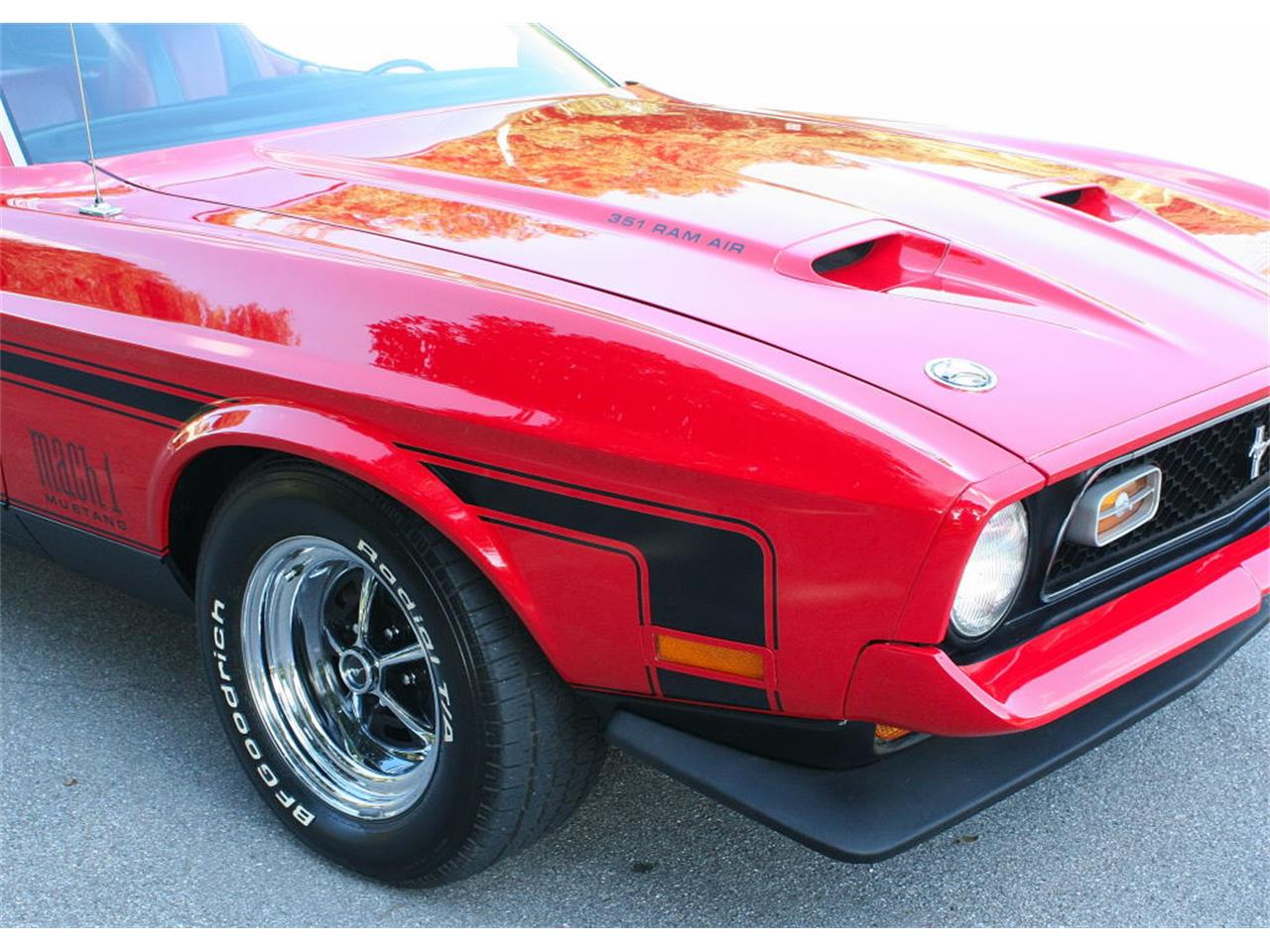 Large Picture of 1972 Ford Mustang - MGWW