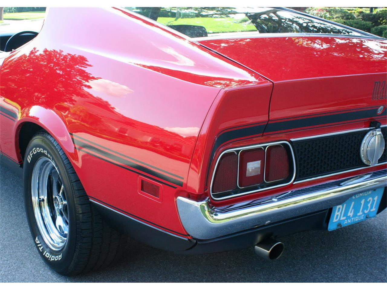 Large Picture of Classic 1972 Ford Mustang Offered by MJC Classic Cars - MGWW