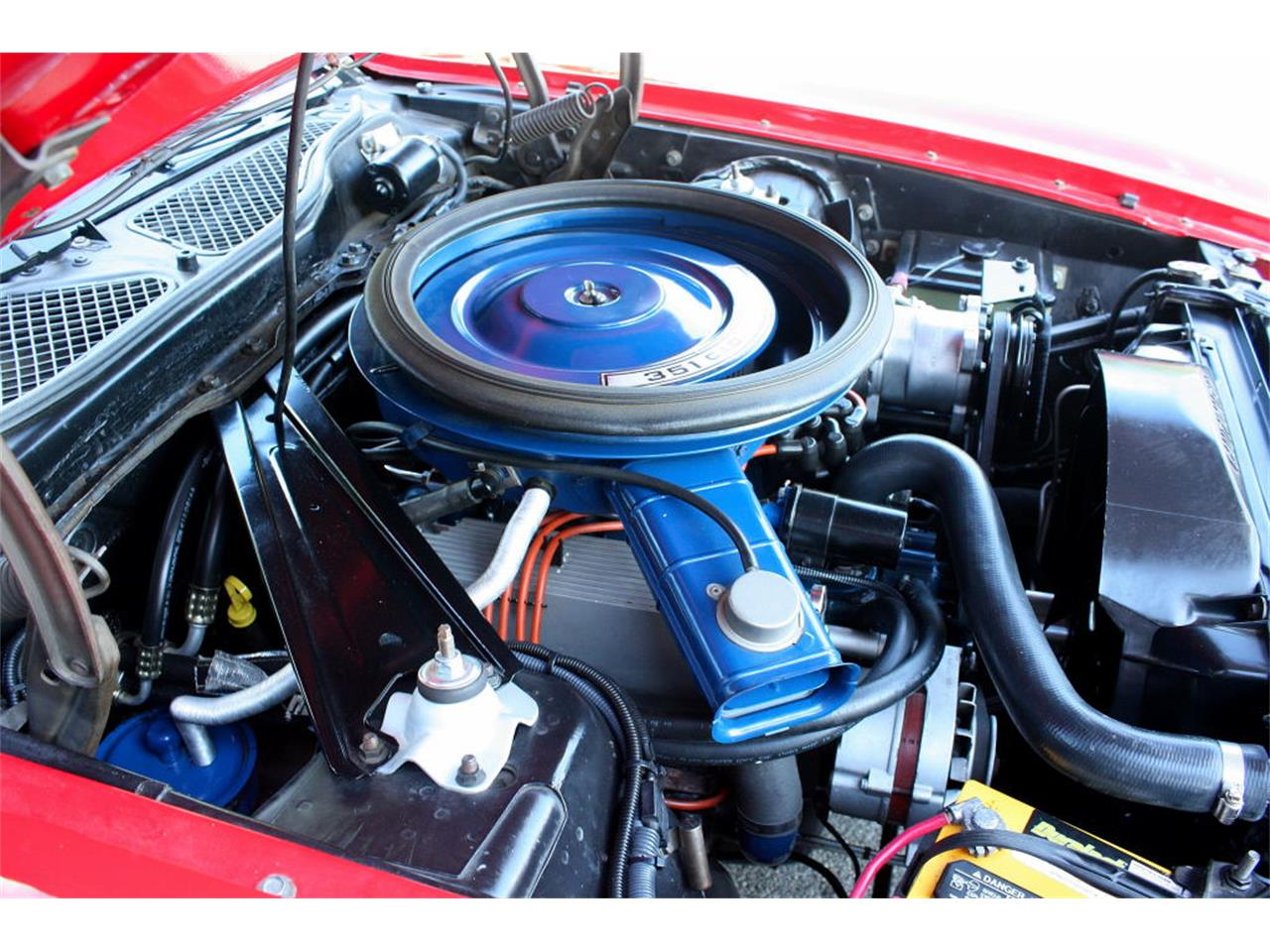 Large Picture of 1972 Ford Mustang located in lakeland Florida - $39,500.00 Offered by MJC Classic Cars - MGWW