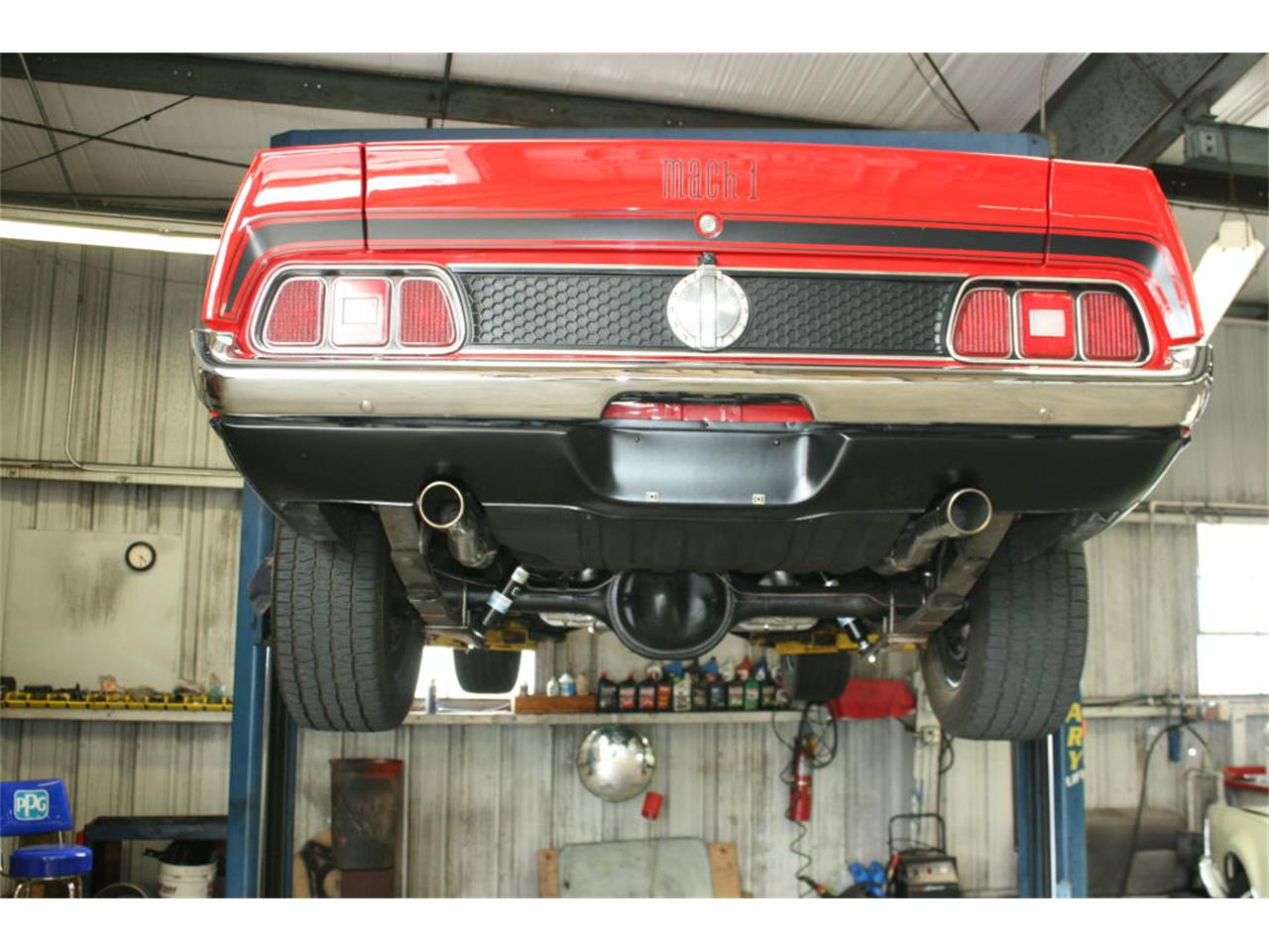 Large Picture of '72 Ford Mustang located in lakeland Florida - MGWW