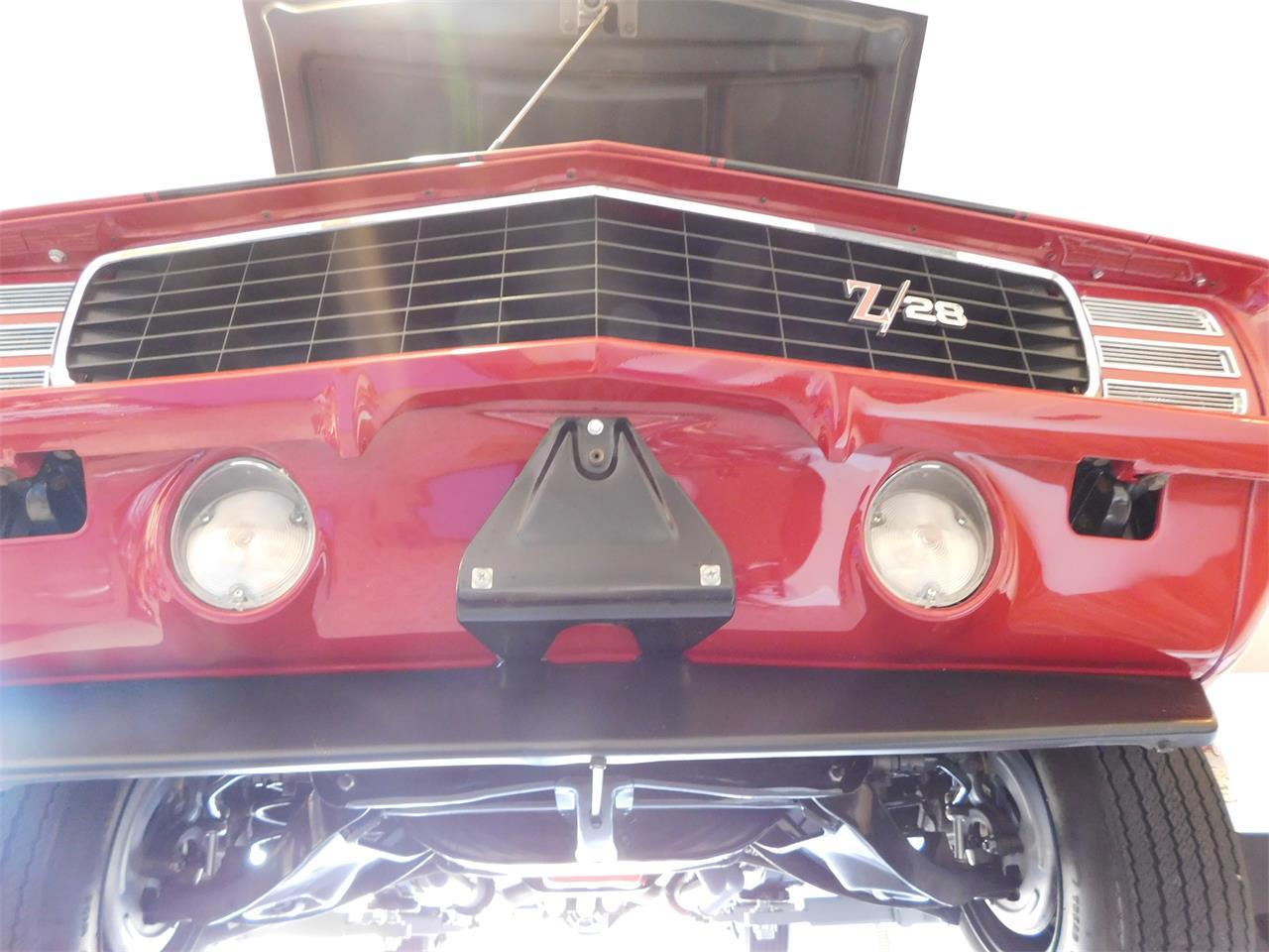 Large Picture of Classic 1969 Chevrolet Camaro RS Z28 located in Fountain Hills Arizona - MGX3