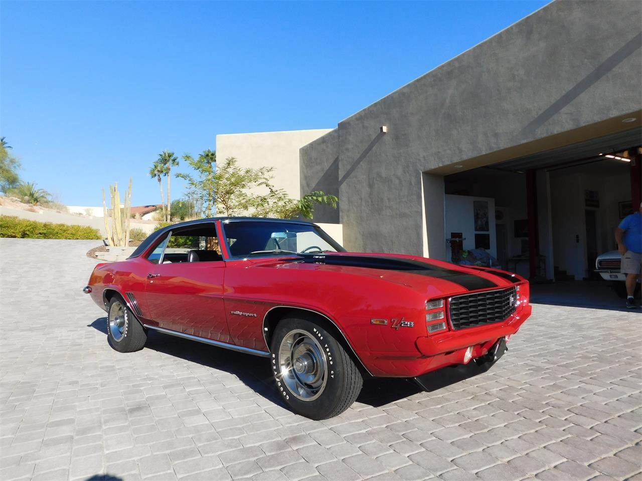 Large Picture of 1969 Camaro RS Z28 located in Fountain Hills Arizona - $94,955.00 - MGX3