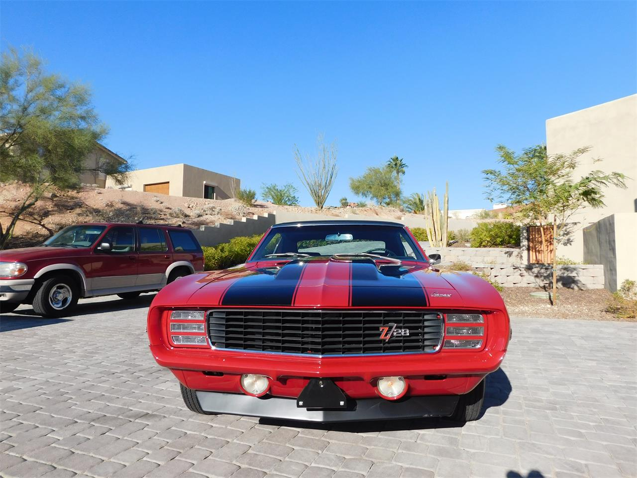 Large Picture of Classic '69 Camaro RS Z28 located in Arizona Offered by Classic Car Pal - MGX3