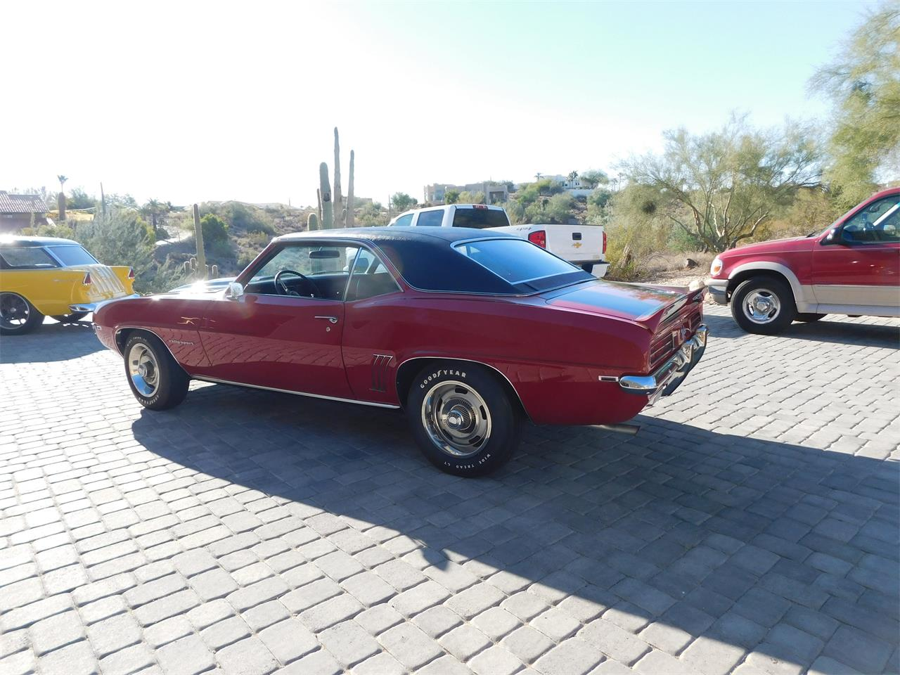 Large Picture of Classic '69 Chevrolet Camaro RS Z28 - $94,955.00 - MGX3