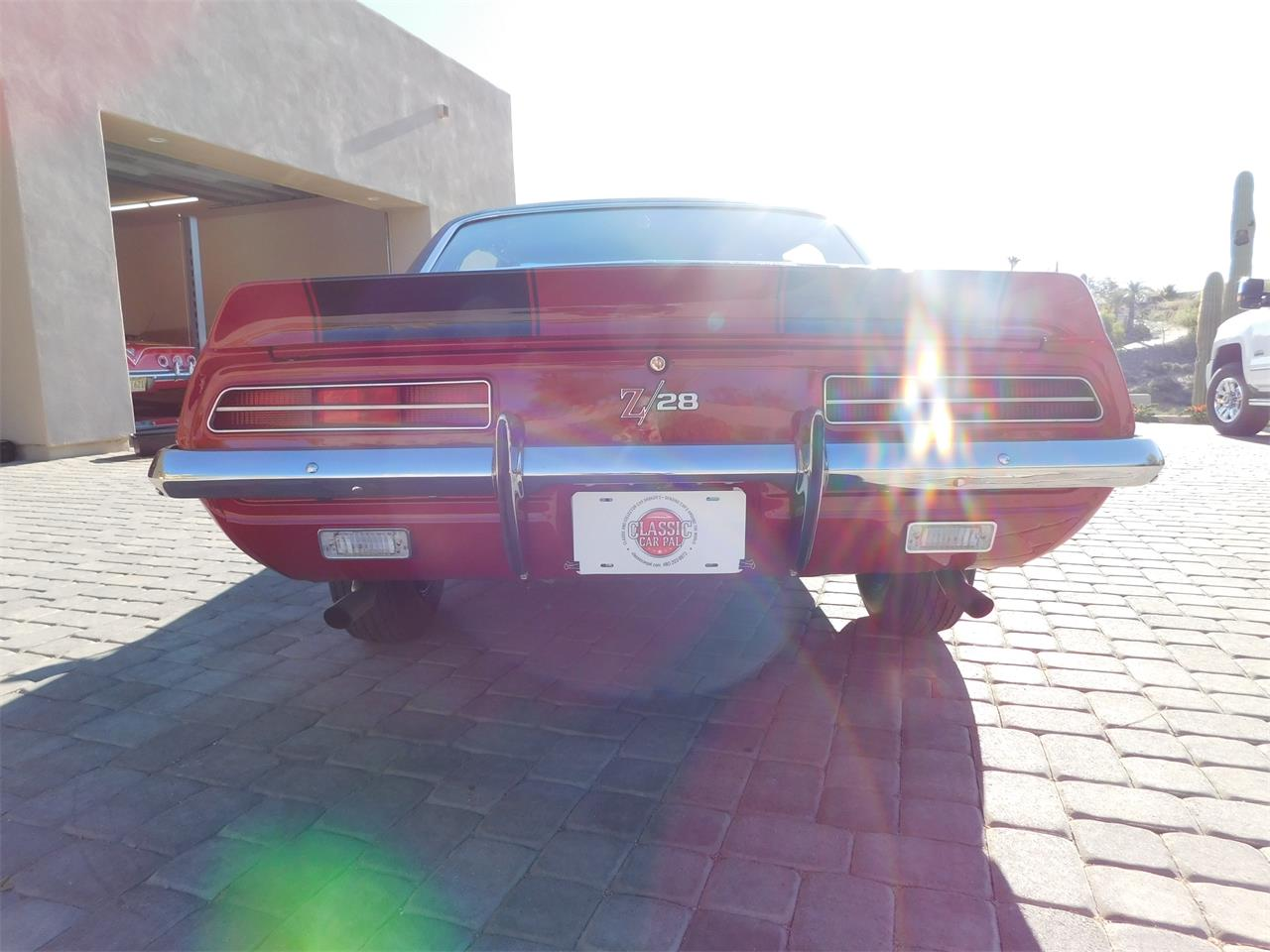 Large Picture of Classic 1969 Chevrolet Camaro RS Z28 located in Fountain Hills Arizona - $94,955.00 - MGX3