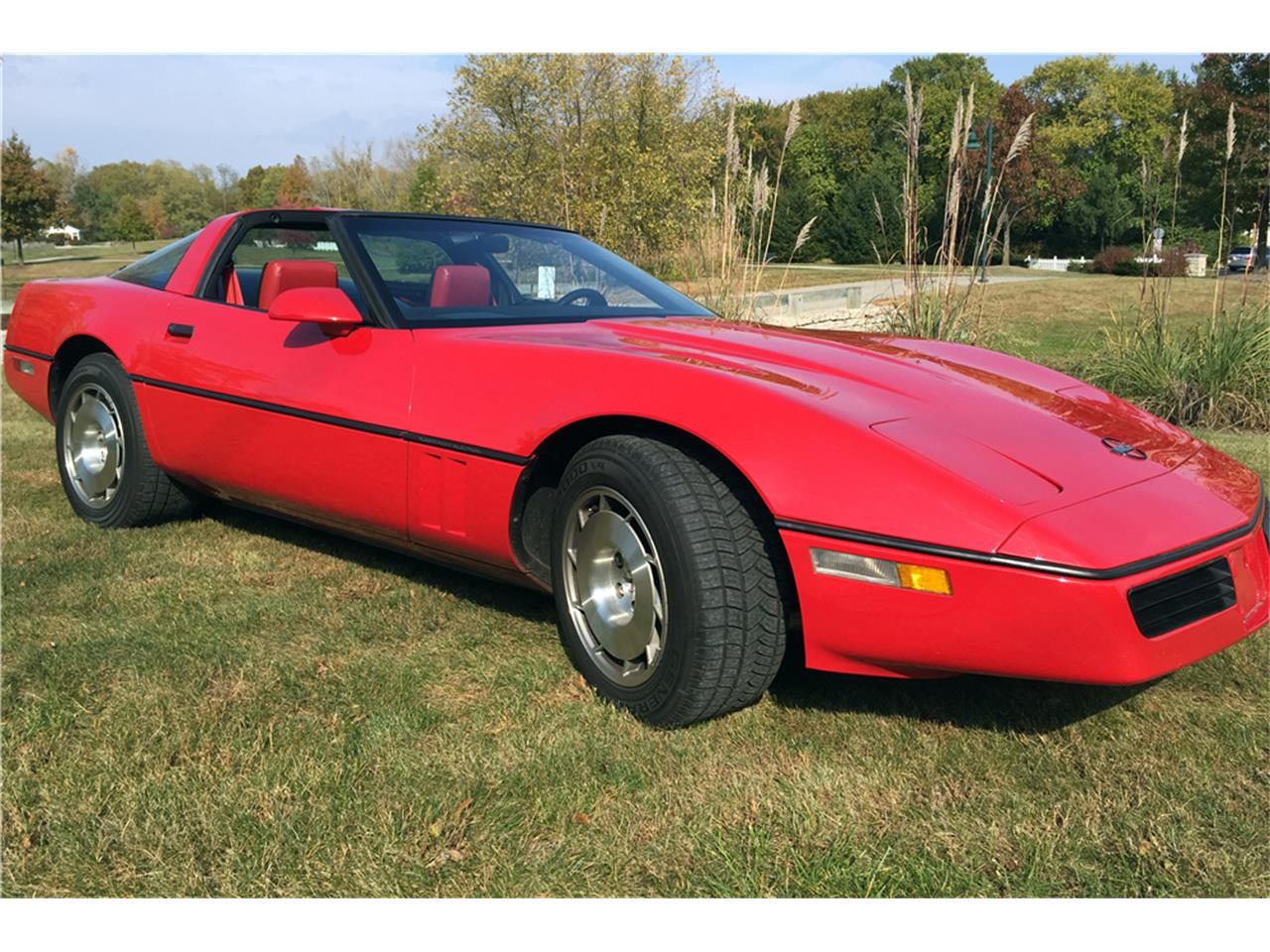 Large Picture of '86 Corvette - MGX7