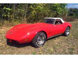 Picture of '74 Chevrolet Corvette Offered by Barrett-Jackson Auctions - MGXC