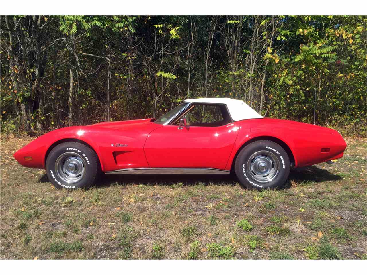 Large Picture of '74 Chevrolet Corvette located in Scottsdale Arizona Offered by Barrett-Jackson Auctions - MGXC