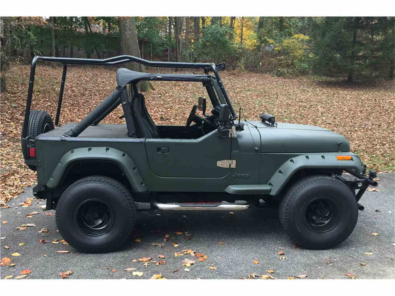 Large Picture of '87 CJ5 - MGXG