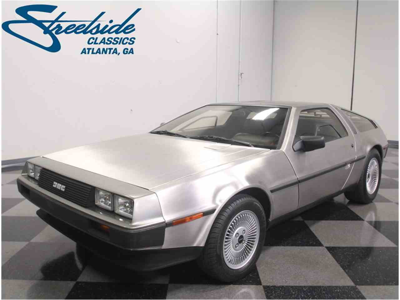 Large Picture of '81 DeLorean DMC-12 - $49,995.00 Offered by Streetside Classics - Atlanta - MGXM