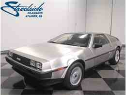 Picture of 1981 DMC-12 - $49,995.00 Offered by Streetside Classics - Atlanta - MGXM