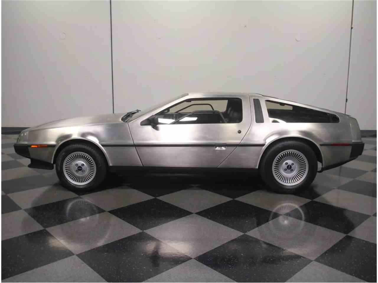 Large Picture of '81 DeLorean DMC-12 - MGXM