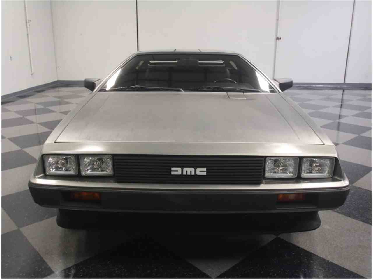 Large Picture of '81 DeLorean DMC-12 Offered by Streetside Classics - Atlanta - MGXM