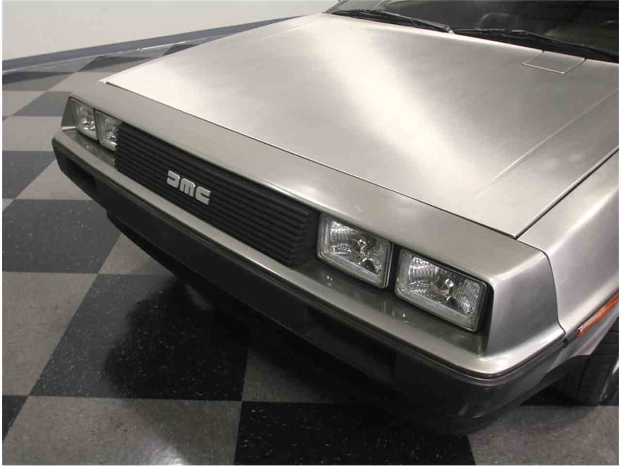 Large Picture of 1981 DMC-12 located in Georgia - $49,995.00 Offered by Streetside Classics - Atlanta - MGXM