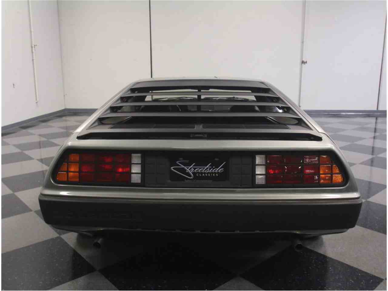 Large Picture of '81 DeLorean DMC-12 - $49,995.00 - MGXM