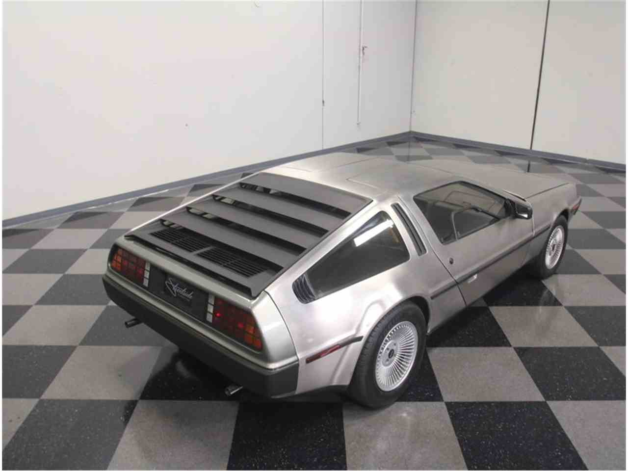 Large Picture of 1981 DeLorean DMC-12 - $49,995.00 Offered by Streetside Classics - Atlanta - MGXM