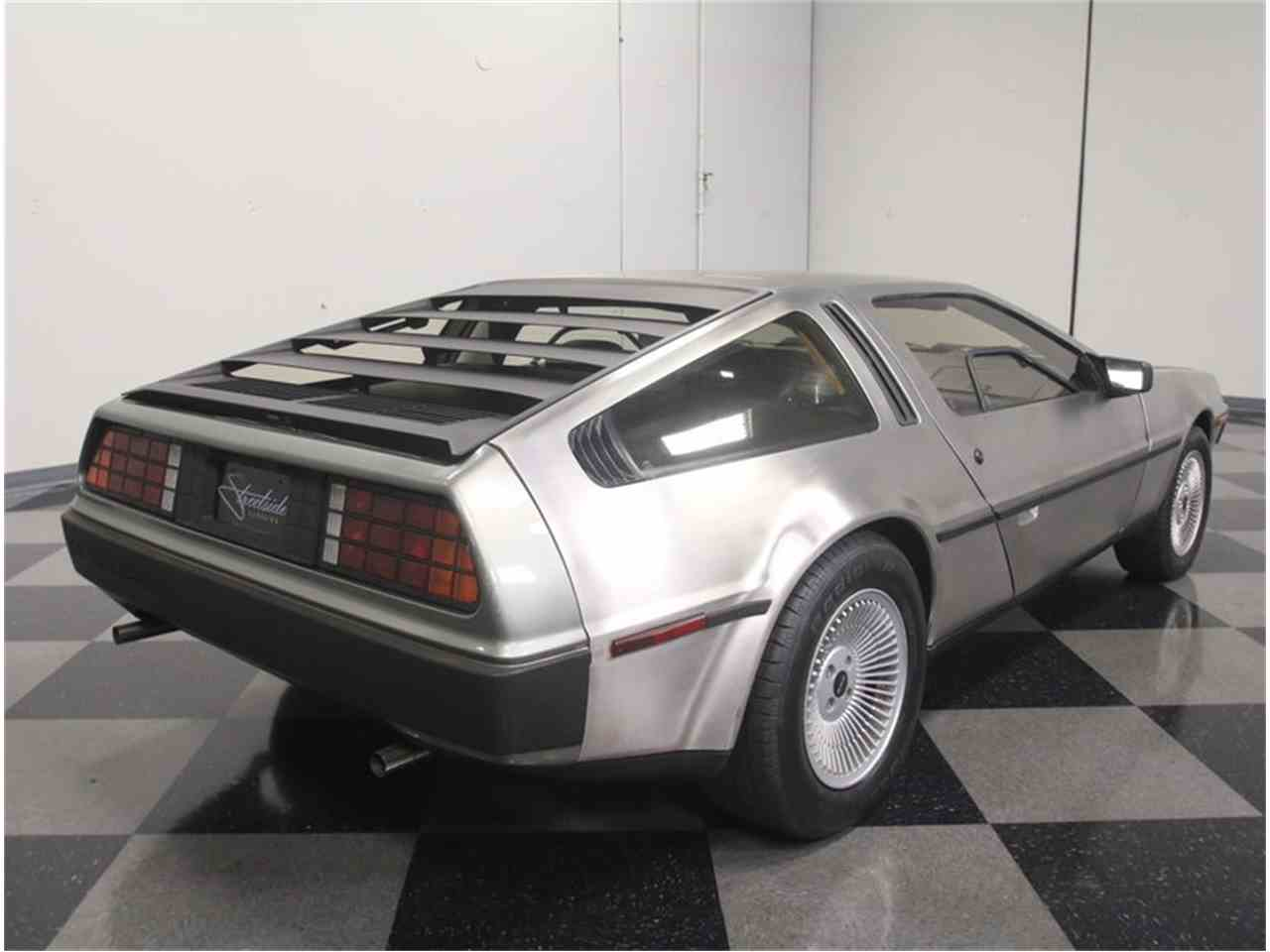 Large Picture of '81 DeLorean DMC-12 located in Lithia Springs Georgia - $49,995.00 - MGXM