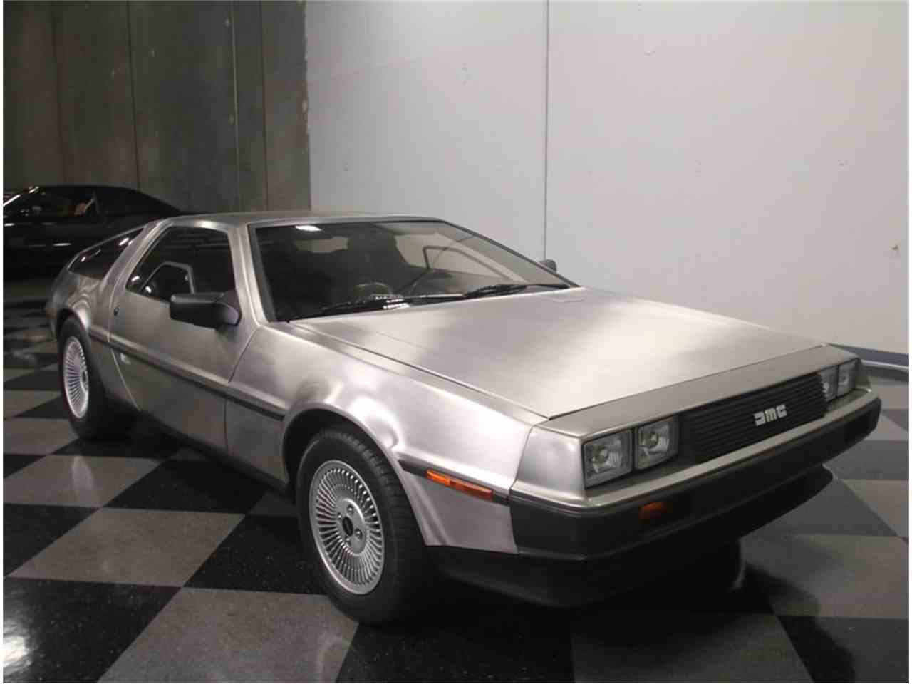 Large Picture of 1981 DeLorean DMC-12 - $49,995.00 - MGXM