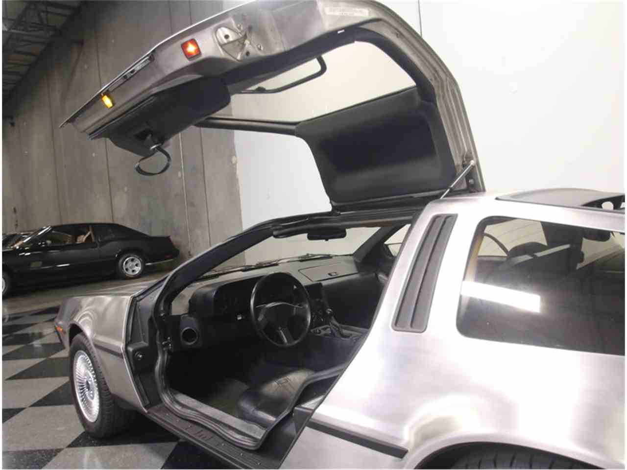 Large Picture of '81 DeLorean DMC-12 located in Lithia Springs Georgia Offered by Streetside Classics - Atlanta - MGXM