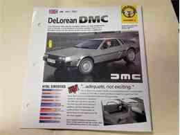 Picture of 1981 DeLorean DMC-12 - MGXM