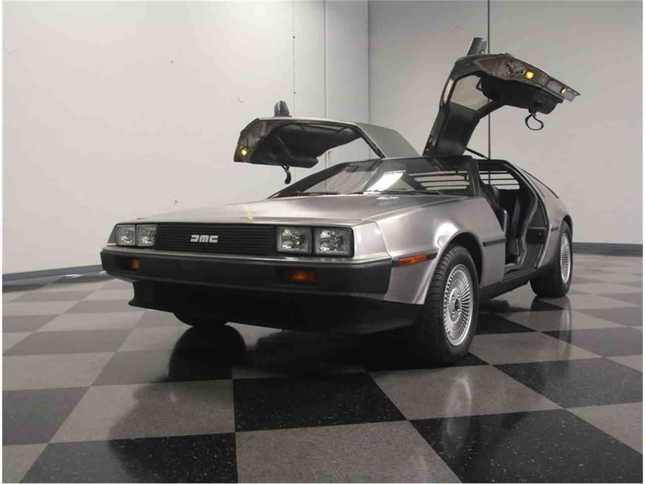 Large Picture of 1981 DMC-12 - $49,995.00 Offered by Streetside Classics - Atlanta - MGXM