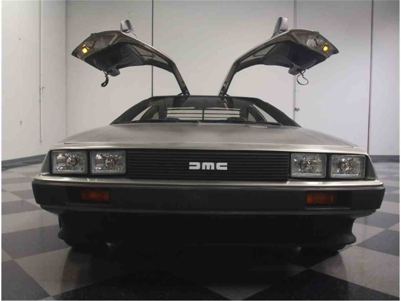 Large Picture of '81 DeLorean DMC-12 located in Georgia Offered by Streetside Classics - Atlanta - MGXM