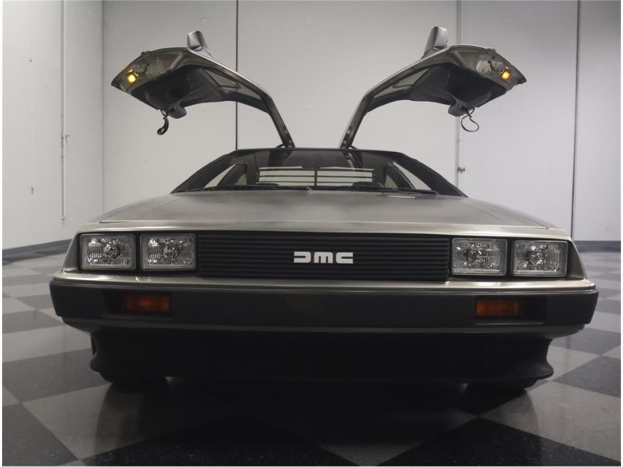 Large Picture of '81 DMC-12 - MGXM