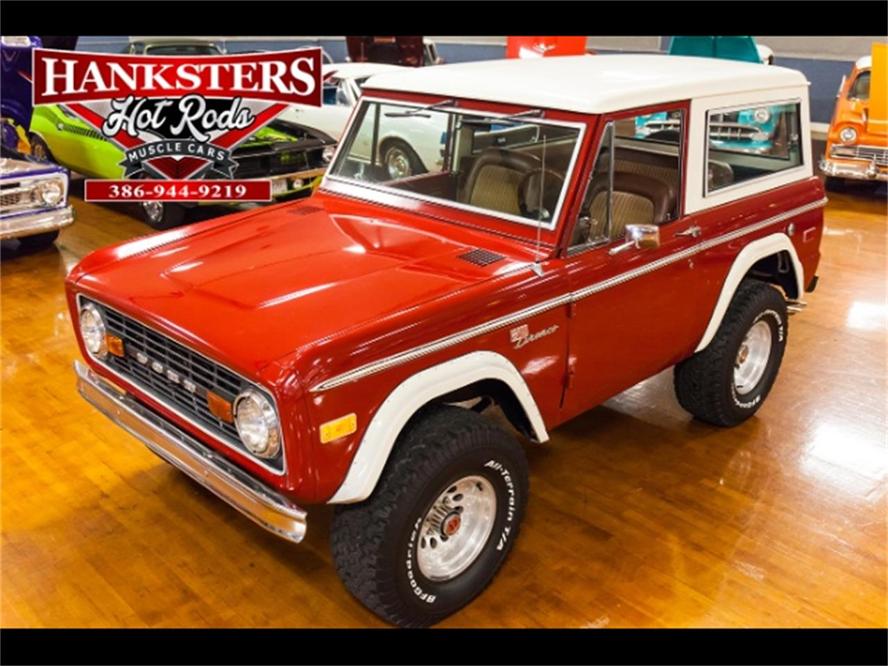 Large Picture of '71 Ford Bronco located in Pennsylvania - MGXX