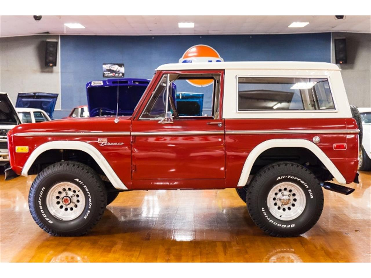 Large Picture of 1971 Bronco located in Indiana Pennsylvania - $34,900.00 Offered by Hanksters Muscle Cars - MGXX
