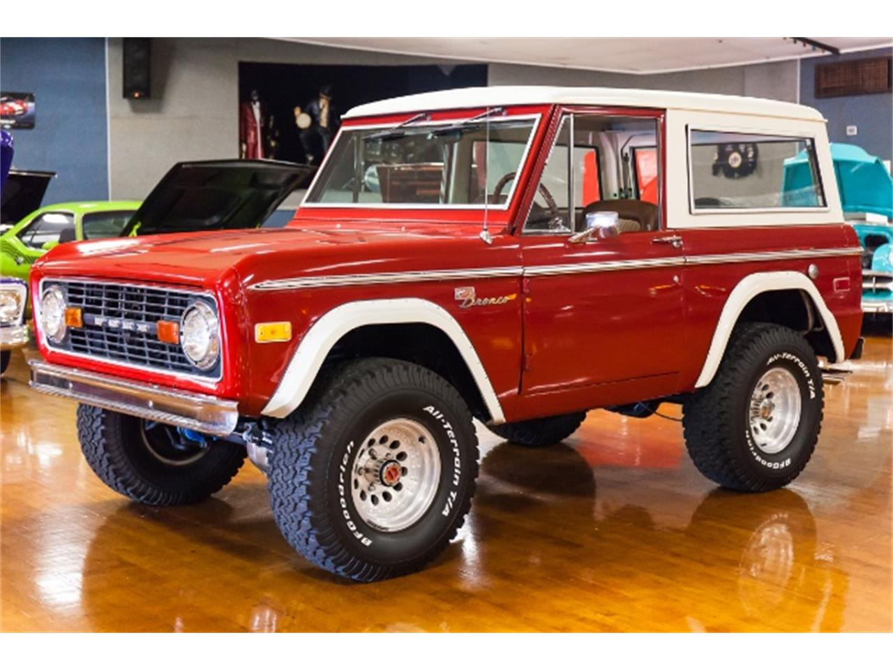 Large Picture of 1971 Ford Bronco located in Indiana Pennsylvania - MGXX