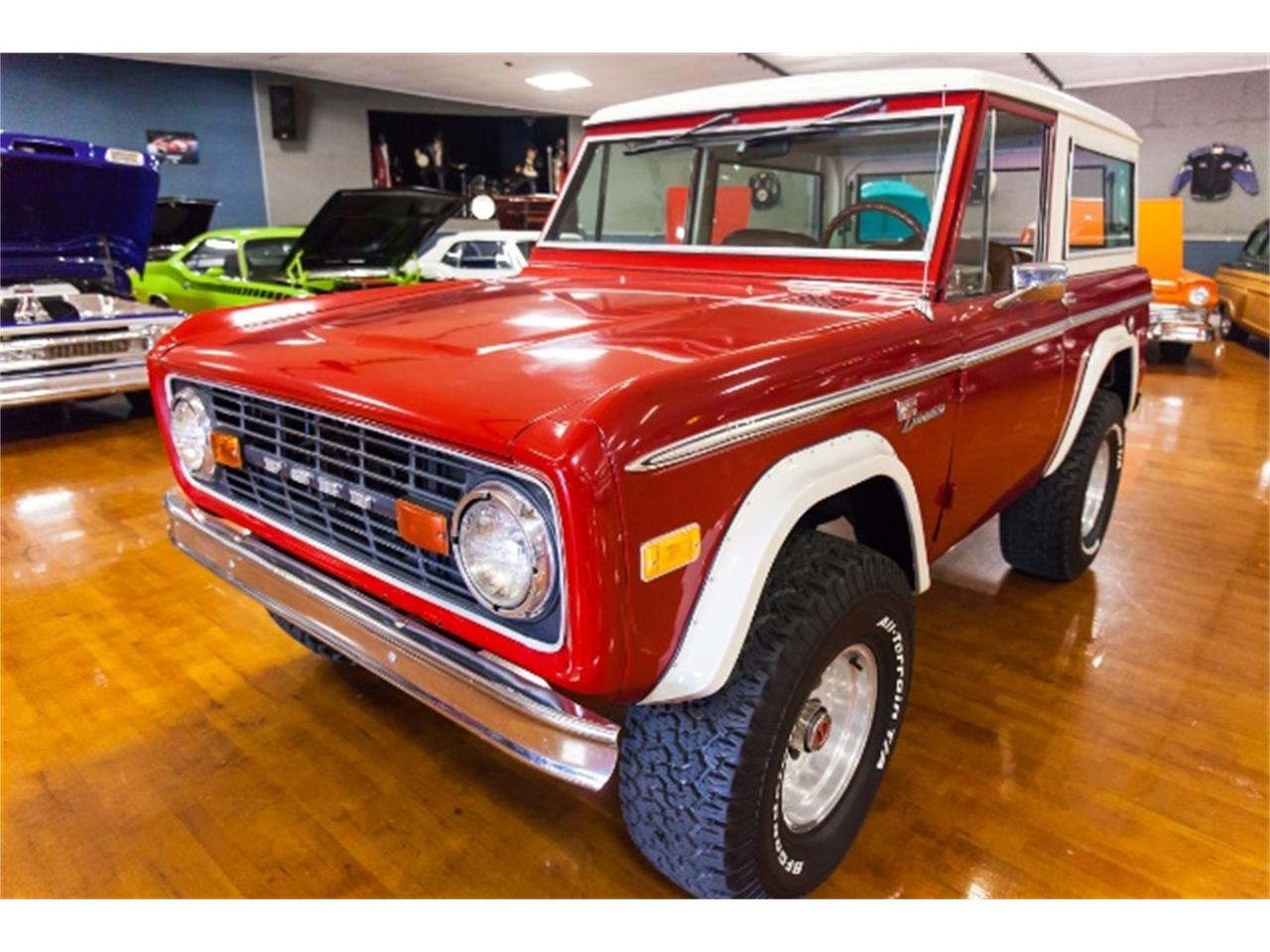 Large Picture of 1971 Bronco located in Pennsylvania - $34,900.00 - MGXX