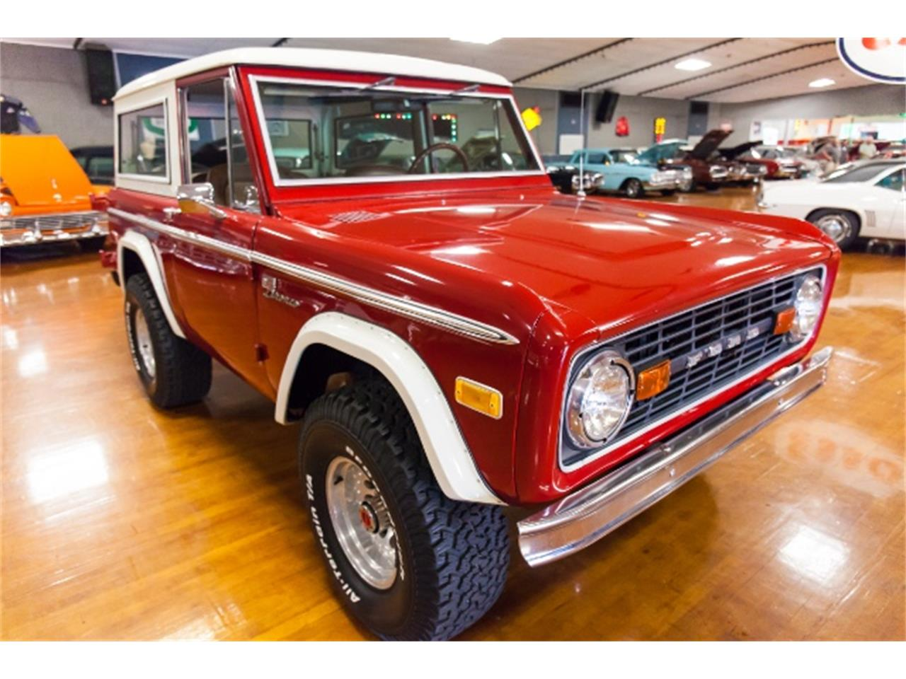 Large Picture of Classic '71 Ford Bronco - MGXX