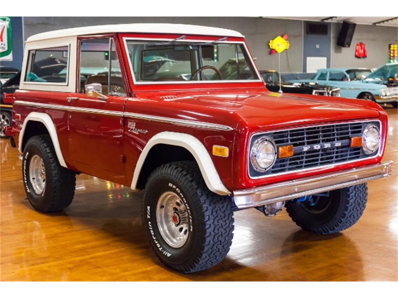 Large Picture of 1971 Ford Bronco Offered by Hanksters Muscle Cars - MGXX