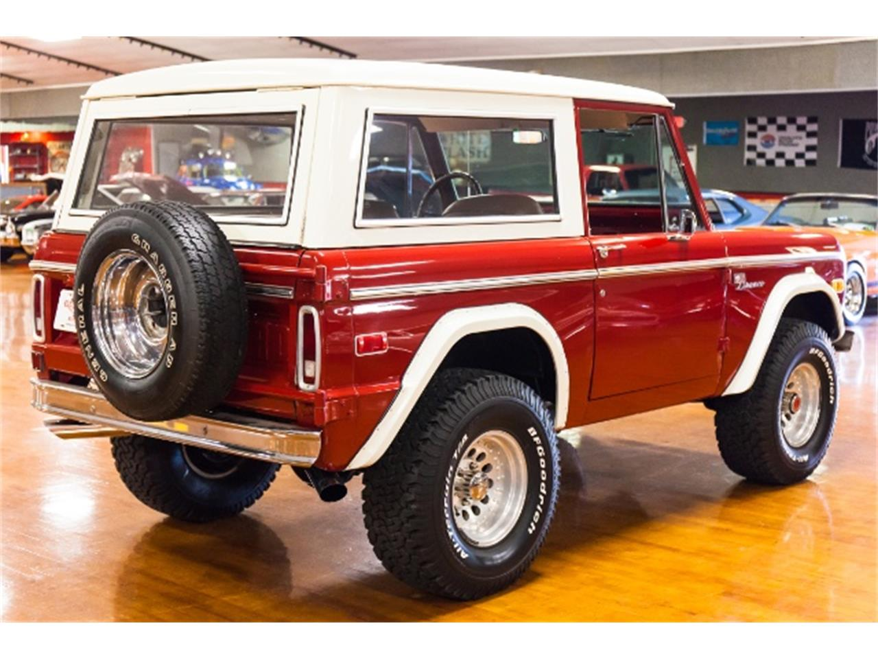 Large Picture of 1971 Bronco - MGXX