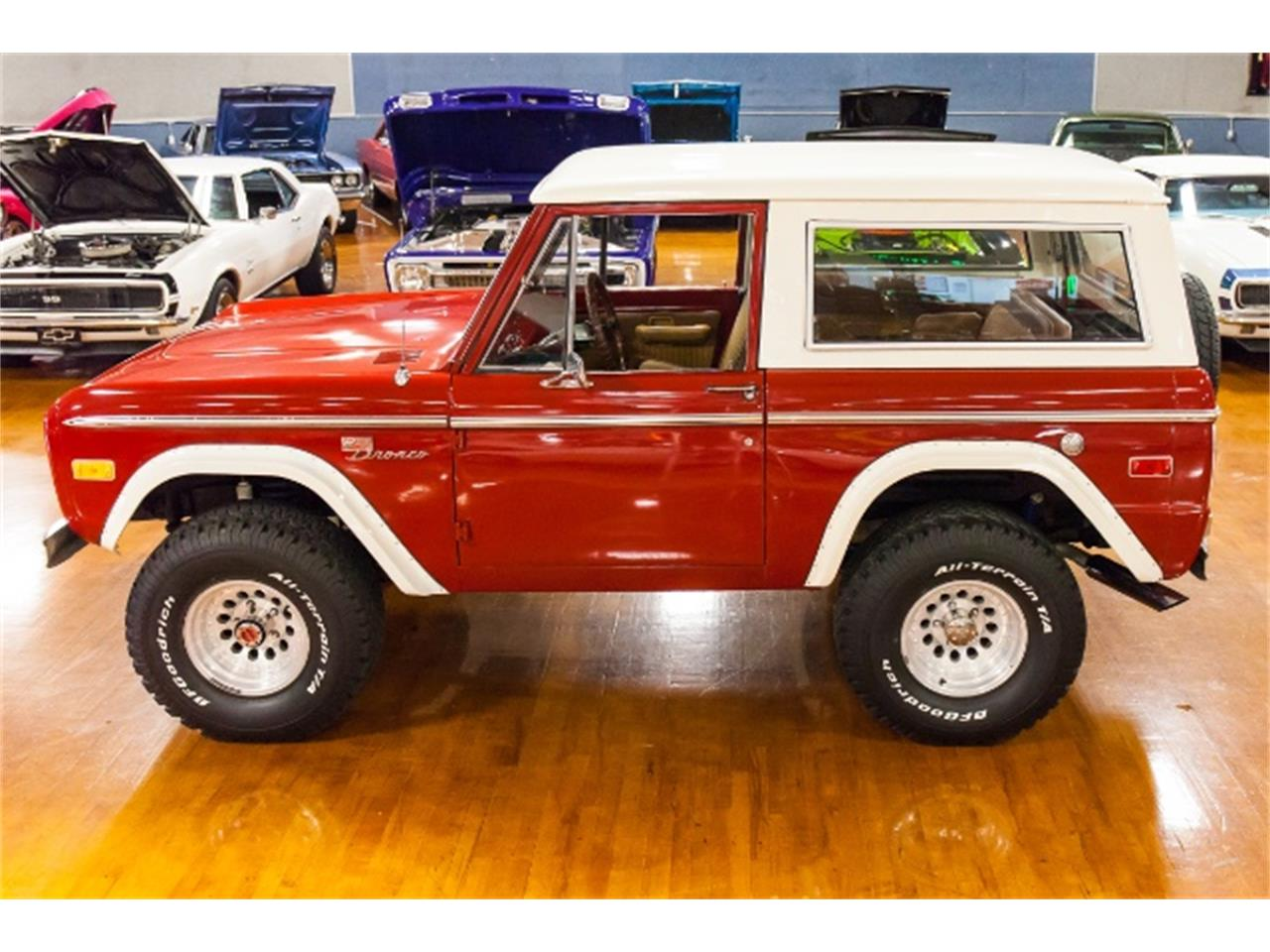 Large Picture of Classic 1971 Ford Bronco - $34,900.00 Offered by Hanksters Muscle Cars - MGXX