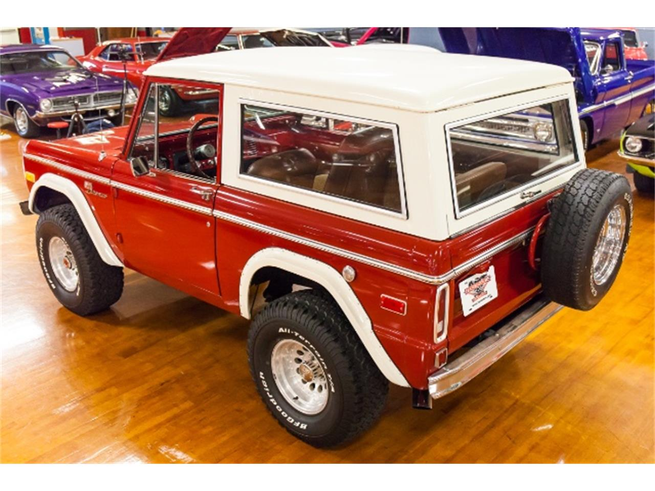 Large Picture of 1971 Bronco located in Indiana Pennsylvania - MGXX